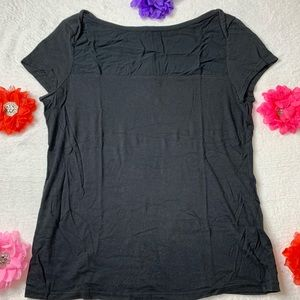 Black merona blouse